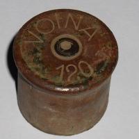 Capsa pentru lovitura de aruncator (mortier) de 120mm romanesc - WW II