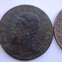 Monede - CAROL I REGE AL ROMÂNIEI