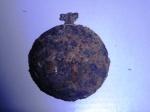 Carcasă ceas de buzunar - probabil WW 2