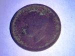 Monedă regalistă - 5 lei 1930 - faţă