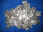 Tezaur roman din argint gasit in Romania